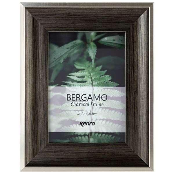 Bergamo Charcoal Series Frame 8x10