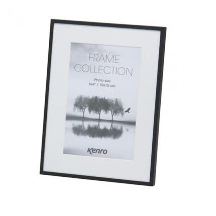 Kenro Avenue Black Frame 8x6