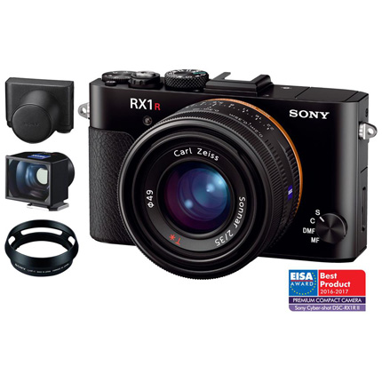 Sony RX1R Mk II Black Compact Camera With Accessory Kit
