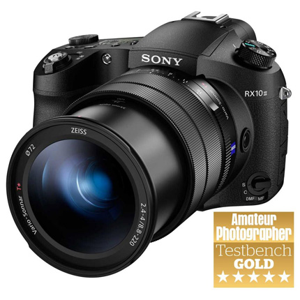Sony RX10 III Bridge Camera