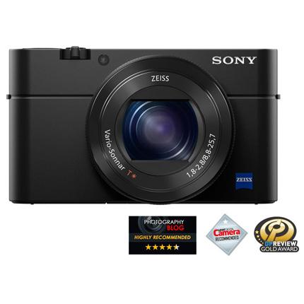 Sony DSC RX100 IV Compact Camera