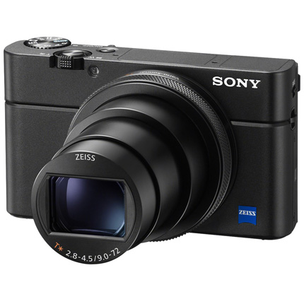 Sony DSC RX100 VII Compact Camera