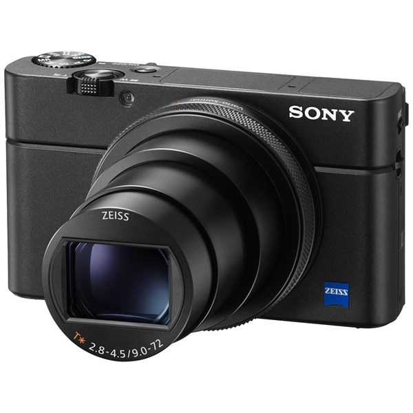 Sony DSC RX100 VII Compact Camera Open Box