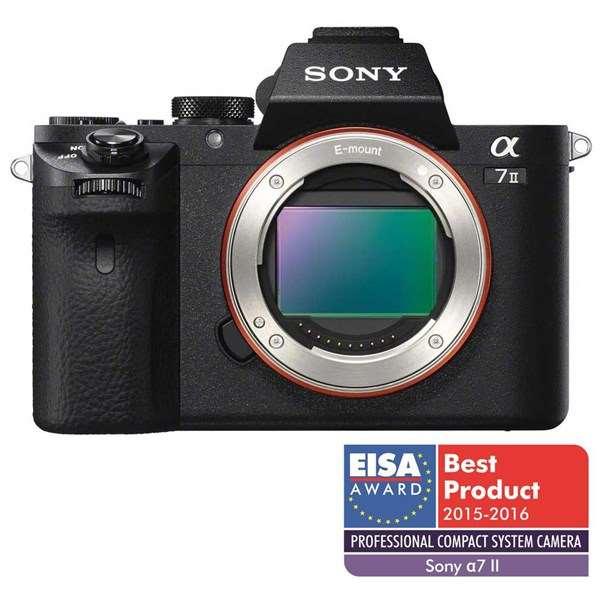 Sony a7 II Full Frame Mirrorless Camera Body
