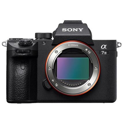 Sony a7 III Full Frame Mirrorless Camera Body