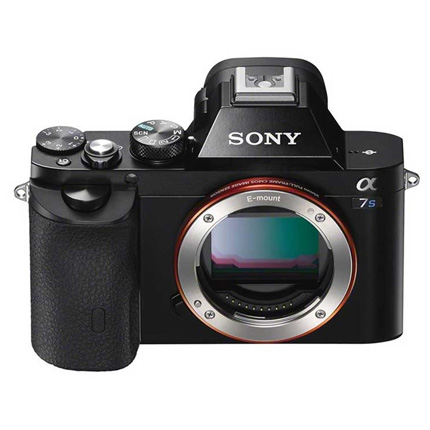 Sony a7S Full Frame Mirrorless Camera Body