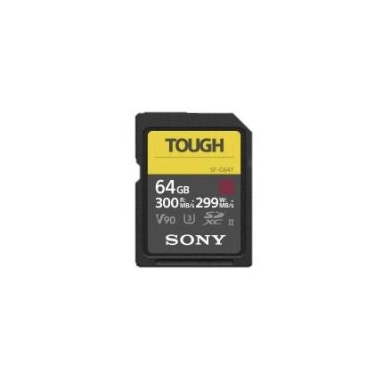 Sony SDXC Tough Series 64GB 300mb/s