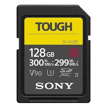 Sony SDXC Tough Series 128GB 300mb/s