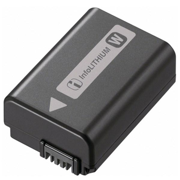 NP-FW50 Battery Open Box