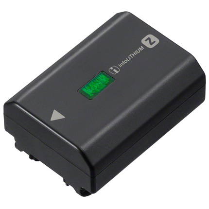 Sony NP-FZ100 Rechargeable Battery for a9 & a7 III Series