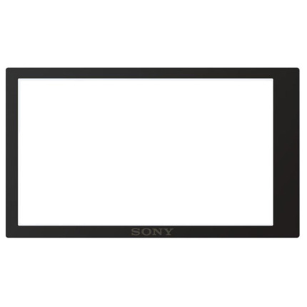 Sony PCK-LM17 LCD Screen Protector for a6000