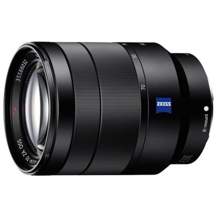 Sony Zeiss Vario-Tessar T* FE 24-70mm f/4 ZA OSS Lens