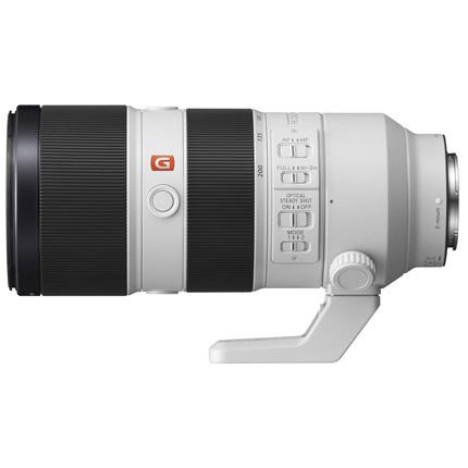 Sony FE 70-200mm f/2.8 GM OSS Telephoto Zoom Lens Video 02