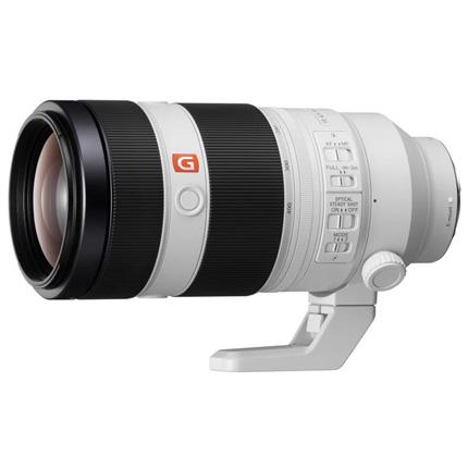 Sony FE 100-400mm f/4.5-5.6 GM OSS Telephoto Zoom Lens