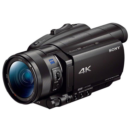 Sony FDR-AX700 Compact Camcorder