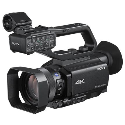 Sony HXR-NX80 Professional Camcorder