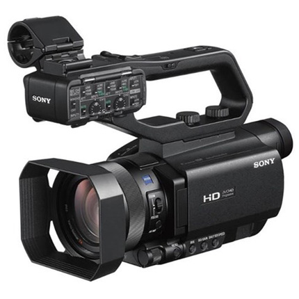 Sony HXR-MC88 Palm Size Full HD digital camcorder