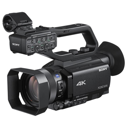 Sony PXW-Z90 Professional Camcorder Video 01