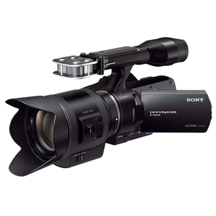 Sony NEX-VG30 E-Mount HD