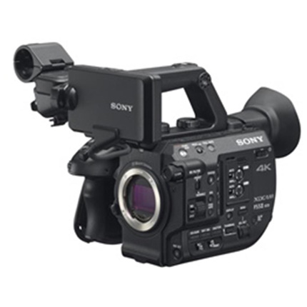 Sony PXW-FS5 Mk II Super 35 handheld camcorder Video 01