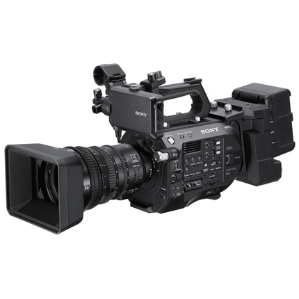 Sony PXW FS7 II  Pro-Cam Professional Camcorder + 18-110mm f/4 G OSS Lens