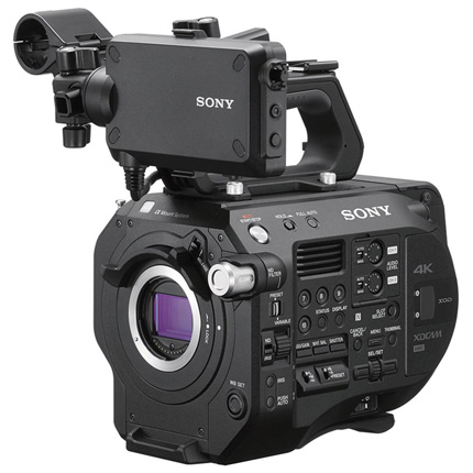 Sony PXW-FS7 II Pro-Cam Professional Camcorder