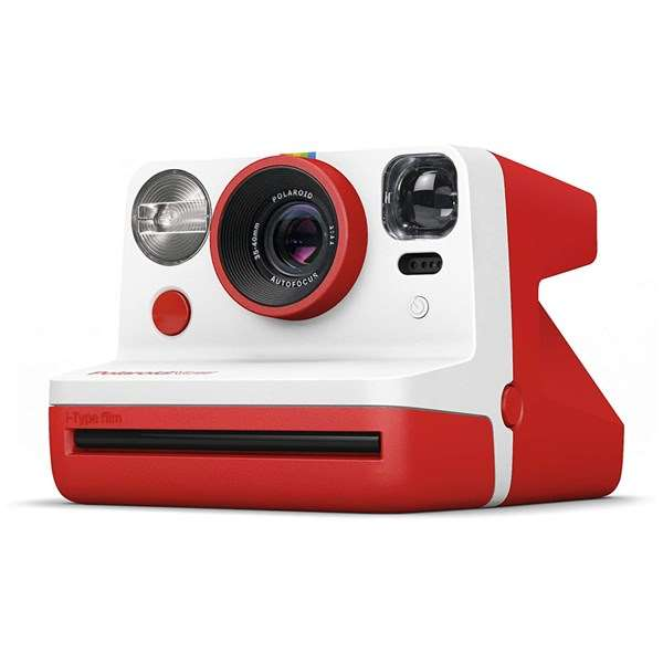 Polaroid Now Red Instant Camera