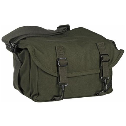 Domke F-6 Little Bit Smaller Shoulder Bag Olive