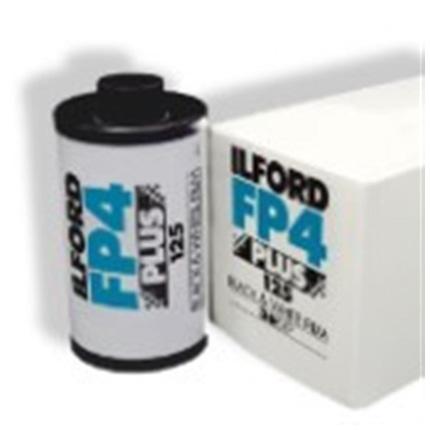 Ilford FP4 Plus 135x36