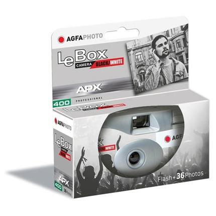 AgfaPhoto LeBox B&W Flash 36exp SUC