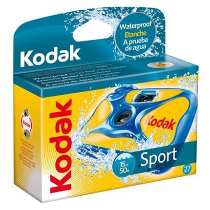 Kodak Fun Flash Ultra Sport