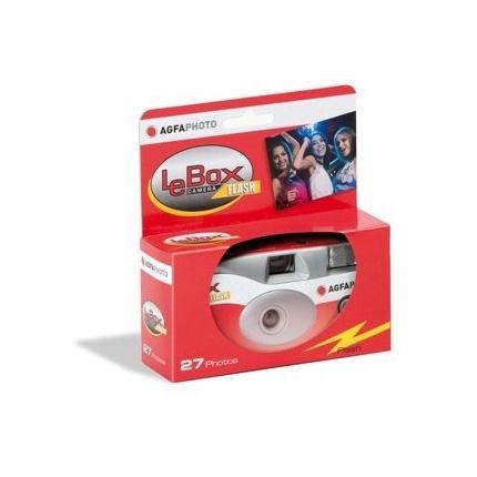 AgfaPhoto LeBox Flash 27Exp SUC