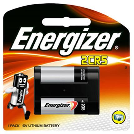 Energizer EL 2CR5 Lithium Battery