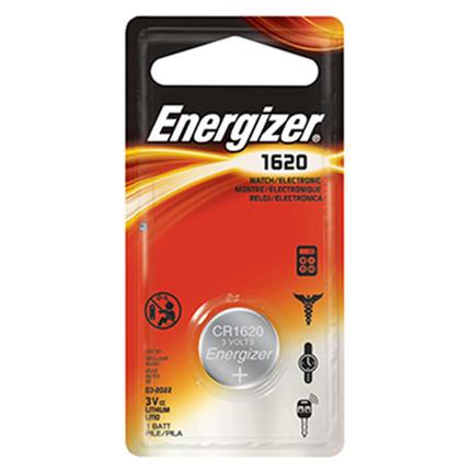 Energizer CR 1620 Lithium Battery