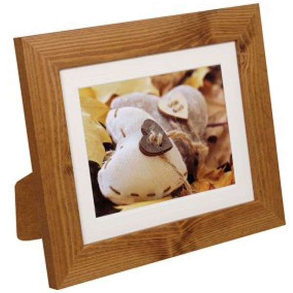 Antique Wood Frame Twin Pack 8x10