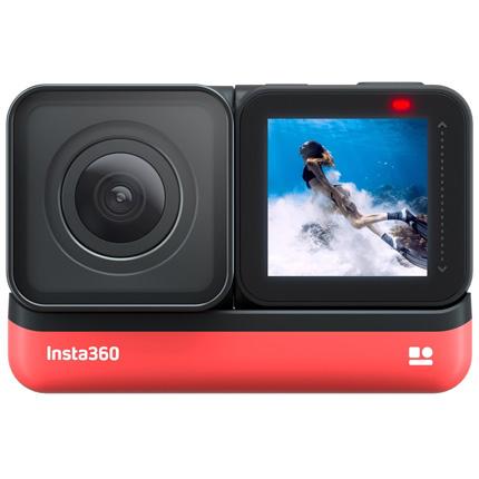 Insta360 ONE R 4K Wide angle camera