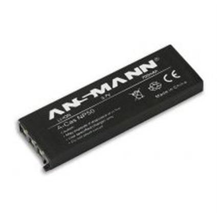 Ansmann  Li-Ion Casio NP-50 battery