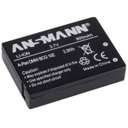 Ansmann  Li-Ion Panasonic BCG 10 E