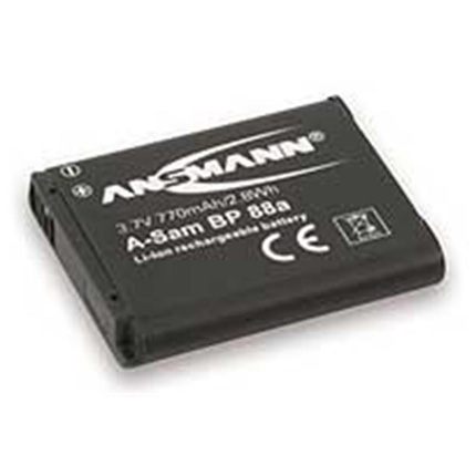Ansmann Li-Ion Samsung BP 88A battery