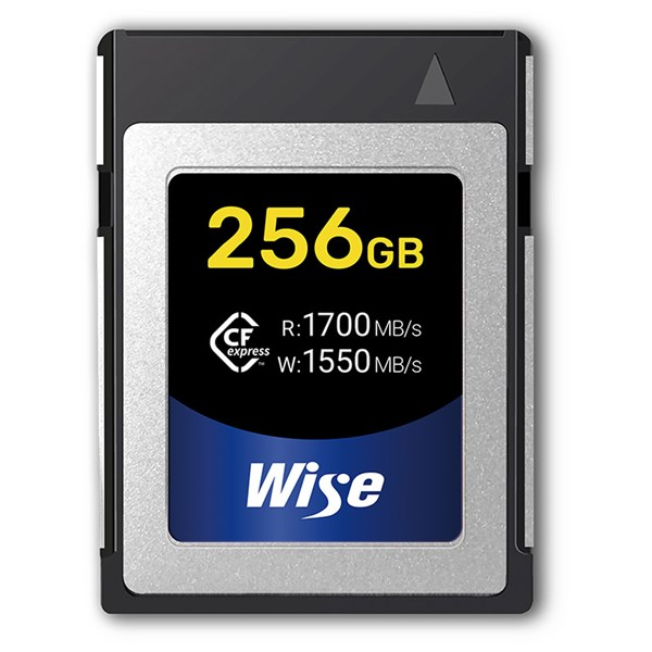 Wise Advanced 256GB CFexpress Memory Card