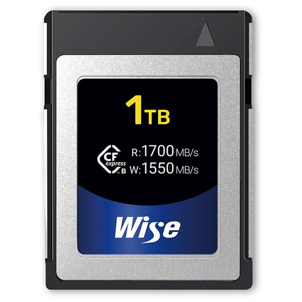Wise Advanced 1TB CFexpress Memory Card