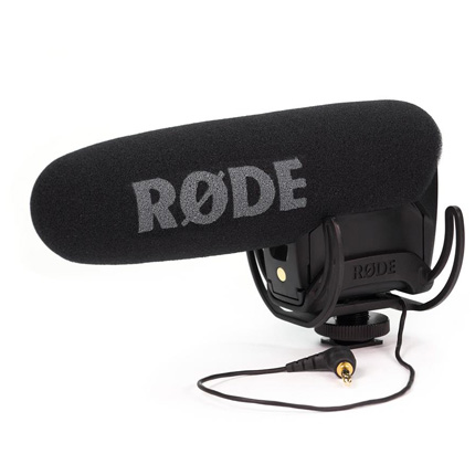 Rode VideoMic Pro Microphone Video 01