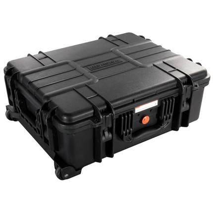 Vanguard Supreme 53F Hard Case with Foam Inserts