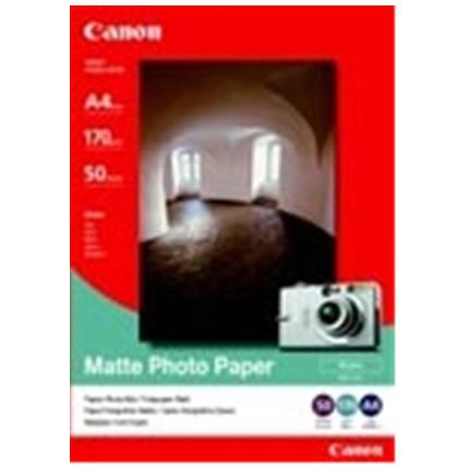 Canon MP-101 A4 Matte Photo Paper (50 Sheets)