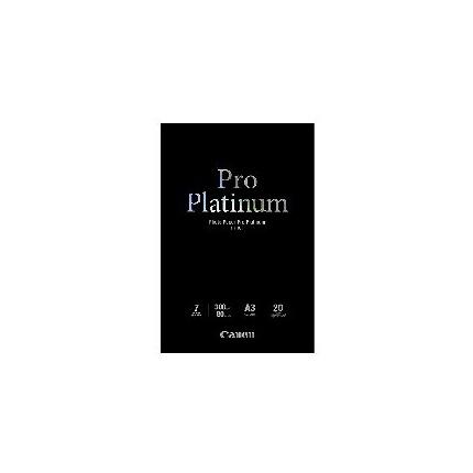 Canon PT-101 A4 Platinum Photo Paper 20 Sheets