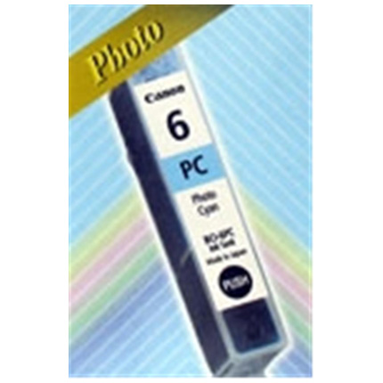 Canon BCI 6PC Photo Cyan Ink Cartridge
