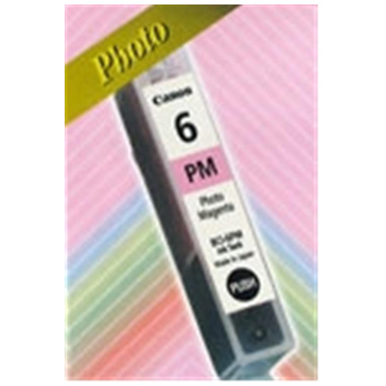 Canon BCI 6PM Photo Magenta Ink Cartridge
