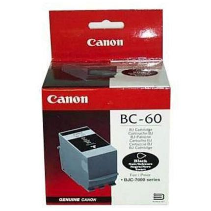 Canon BC60 Black Ink Cartridge