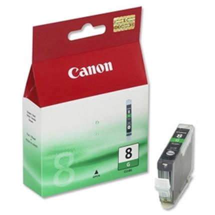 Canon CLI-8G Green Colour Ink