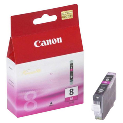 Canon CLI-8M Magenta Colour Ink